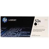 HP Black Toner 53A [Q7553A] - Toner Printer Hp